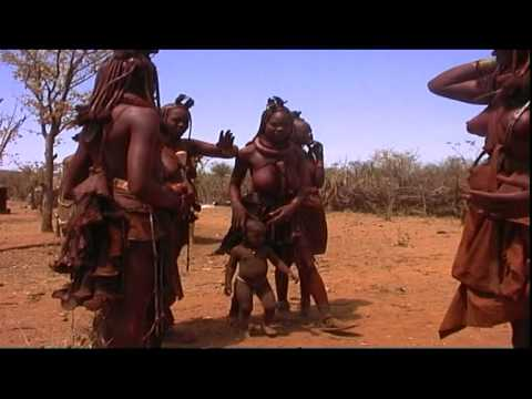 Himbas Namibia 2002- ein Trip an die Grenze zu Angola