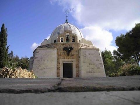 A tour at the Shepherds Field, near Bethlehem. Tour Guide: George I. Safar
