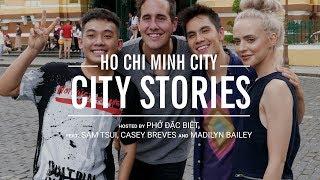 YTFF City Stories: Ho Chi Minh City 2017 | Madilyn Bailey, Sam Tsui, Phở Đặc Biệt & Casey Breves