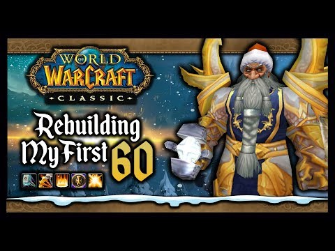 ⛄🎄Cozy Paladin Leveling 36-38 On A RP Server - Classic WoW