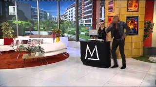 Lane McCray [La Bouche] - Sweet Dreams 2015 (Live on BNT TV, September 12th, 2015, Bulgaria)