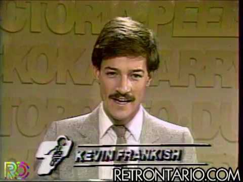 wholesale dealer c49d4 8d907 CKVR Total News Sports Kevin Frankish (1984)