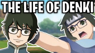 Denki Kaminarimon (Naruto) ၏ဘဝ