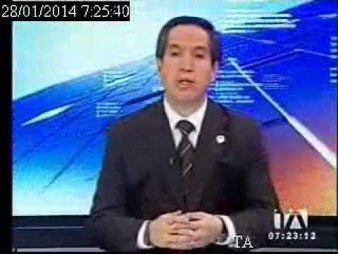 CLAUDIO ROSAS-SUPERINTENDENTE DE TELECOMUNICACIONES(s), 28012014