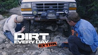 Trail Tips: Fixing a Bent Tie Rod - Dirt Every Day Extra