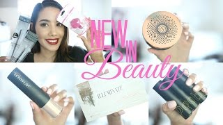 NEW IN BEAUTY AND GIVEAWAY | 2016