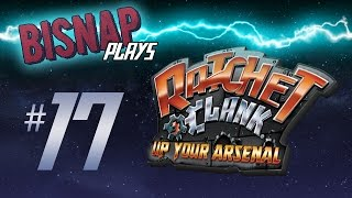 Let's Play Ratchet & Clank: Up Your Arsenal Episode 17 - Challenge Mode I