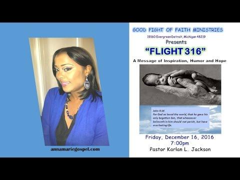 Anna Marie - Flight 316 Stage Play