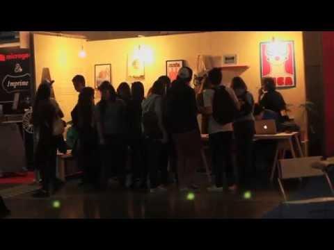 Print Santiago 2014 abrió sus puertas