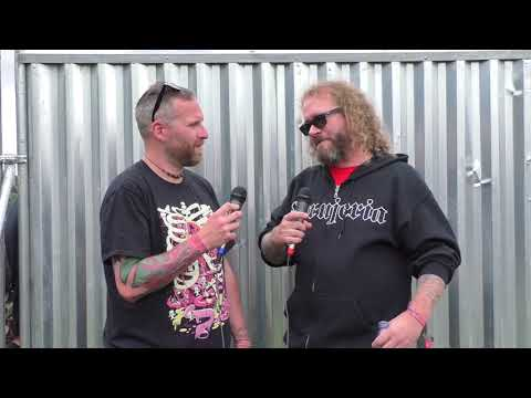 Criminal Interview Bloodstock Festival 2017
