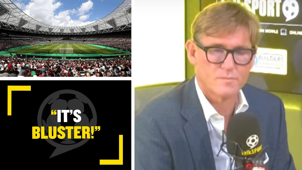 """Download """"IT'S BLUSTER!"""" Simon Jordan and Trevor Sinclair slam an opening £400m bid to takeover at West Ham!"""