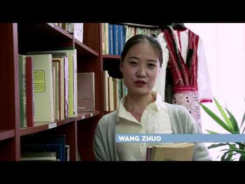 #UkraineEdu: Ukraine is international destination for education - Wang Zhuo, China, philology