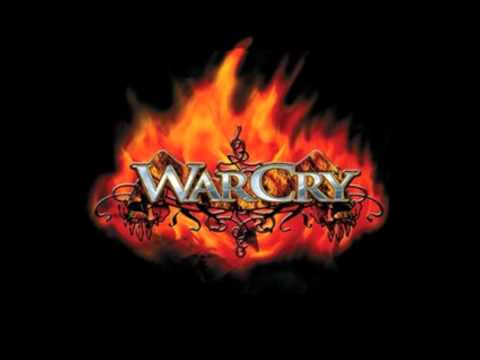 WARCRY - El mas triste adios (con letra)