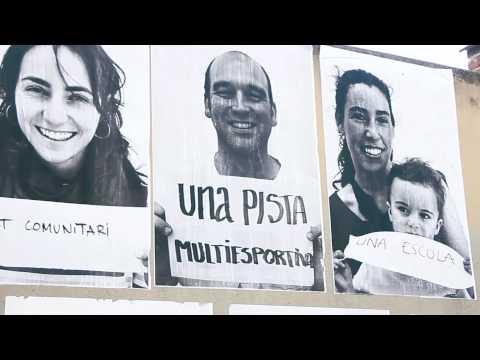 L'Ajuntament retira els pòsters de Germanetes