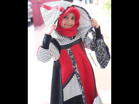 FARAH - Lomba Fashion Show Anak Busana Casual Hijab Trendy