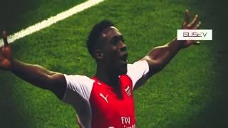 Danny Welbeck Goal ~ Arsenal vs Galatasaray 4 1 UEFA Champions League 2014 01 10 2014