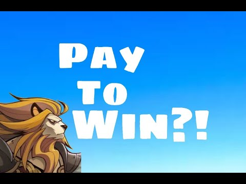 IS IT PAY TO WIN?! AFK ARENA FIRST IMPRESSIONS