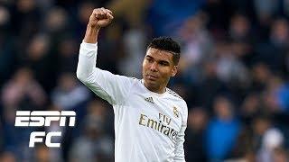 Real Madrid Vs. Sevilla Analysis: Casemiro Coming Into His Prime?   La Liga