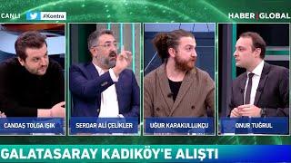 Liderlik Yarışı Kızıştı! Fenerbahçe - Galatasaray