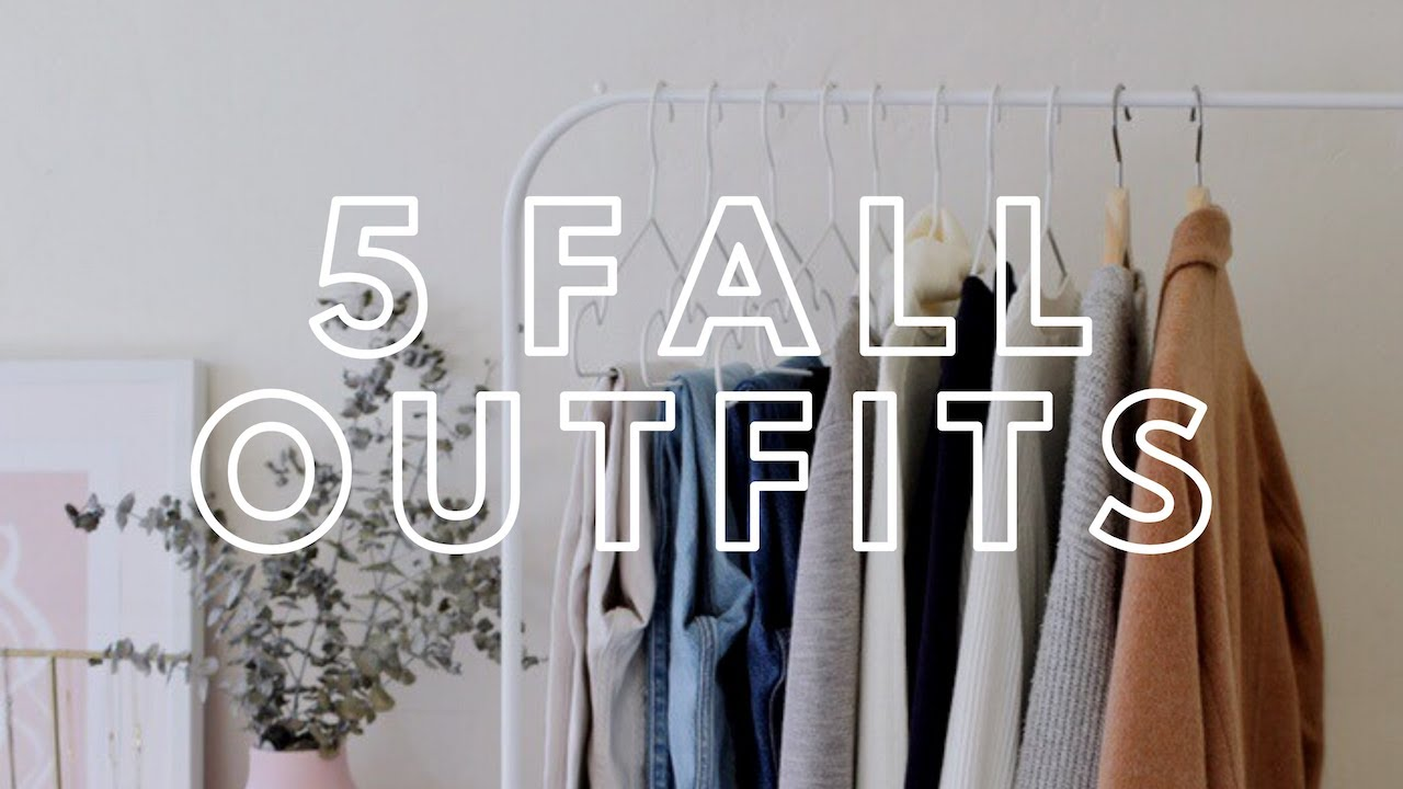 [VIDEO] - 5 FALL OUTFITS | Fall Styling & Outfit Ideas You Already Own | Jessica Harumi 8