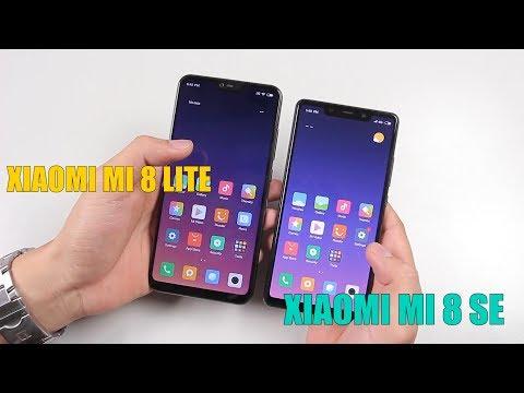 Xiaomi Mi 8 Lite so với Xiaomi Mi 8 SE MỨC GIÁ QUYẾT ĐỊNH LỰA CHỌN