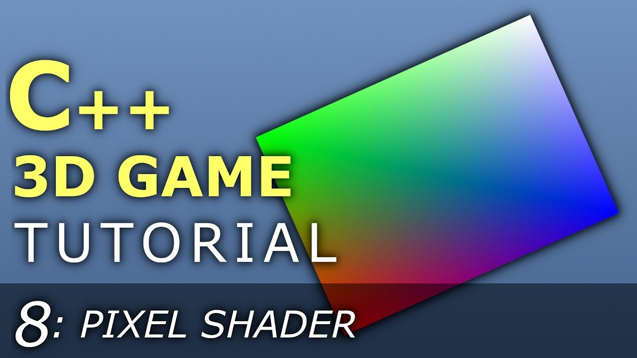 Tutorial: we find a pixel shader (amd rendermonkey on win10) youtube.