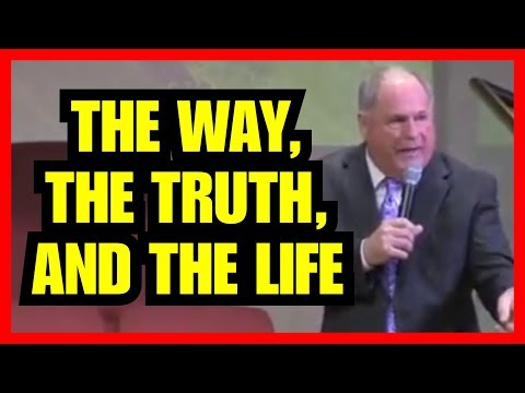 """The Way, The Truth, And The Life"" – Gordon Poe"