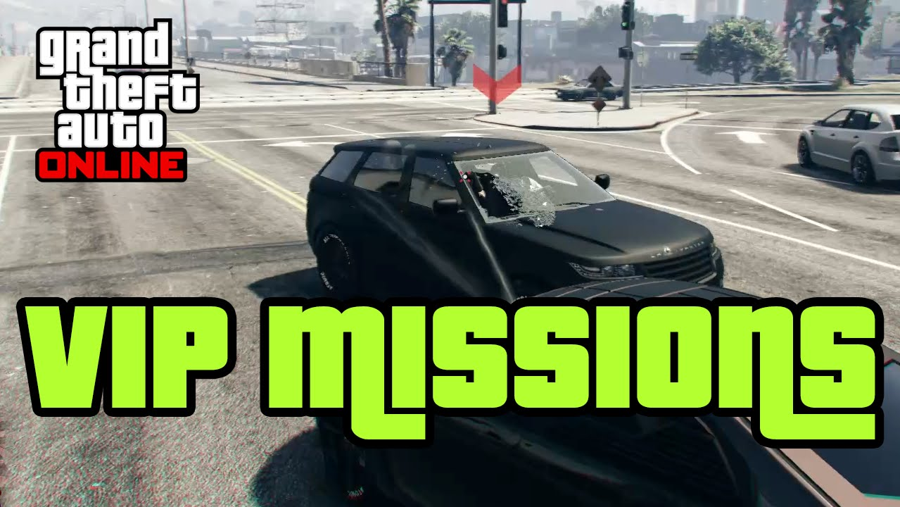 GTA 5 Online: How to make money with Solo VIP Missions