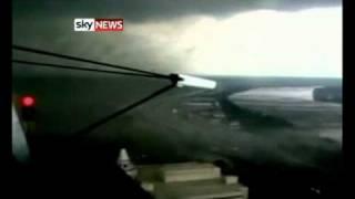 Tornado Hits Springfield, Massachusetts