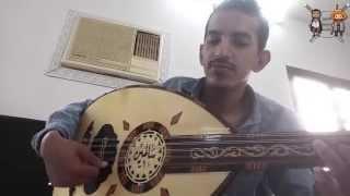 أغنية عدنان و لينا على العود - مواهب الأوتاكو Otaku Talent