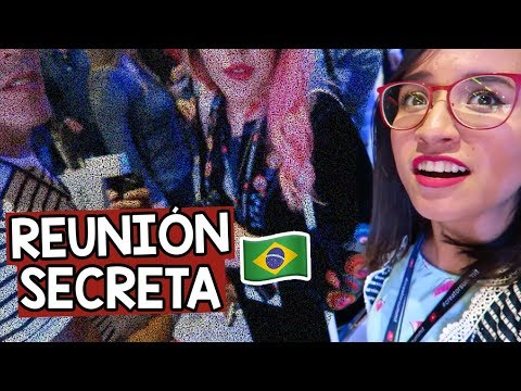 YOUTUBER PARTY IN BRAZIL!! Who Painted my clothes? 😨 ♡ Craftingeek Vlog
