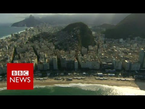 Will Rio benefit from Olympics legacy? BBC News
