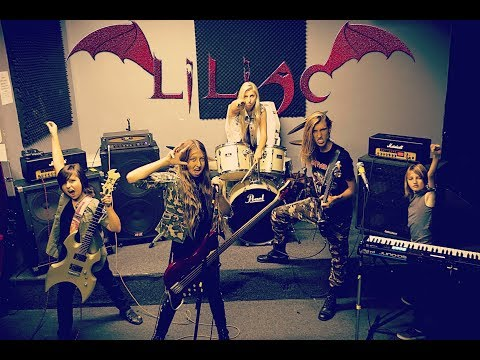The Trooper - Liliac (Official Cover Music Video)