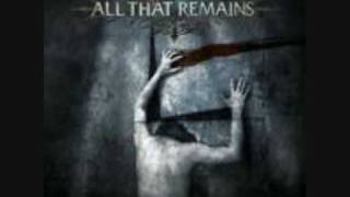 Watch All That Remains Become The Catalyst video