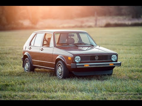 The Story Of My 1979 Volkswagen Rabbit