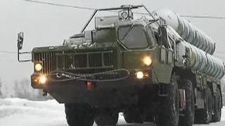 К охране московского неба приступил пятый полк  Триумфов