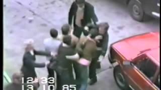 Nowa Huta 13 października 1985 SB Arka Pana