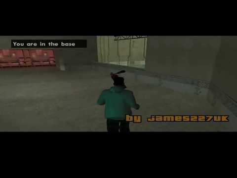 GTA San Andreas X FILES MODU KURULUMU