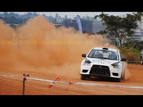 Uganda Pearl Rally 2013 Giancarlo Davite, Sylvia Vindevogel, Mohamed Essa, Jas Mangat
