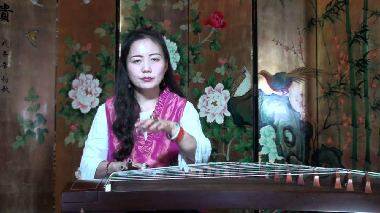 國語音樂-鄧麗君~但願人長久-吳語宸-唱-古箏-Guzheng - YouTube