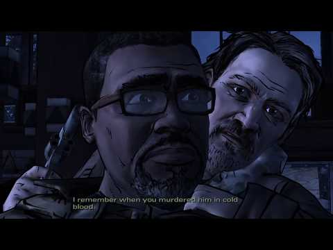 The Walking Dead Season 2 - Save Carlos and Alvin |