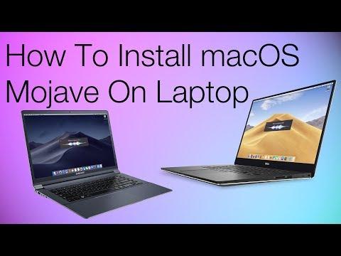Install Hackintosh Mojave On Laptop