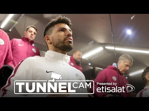 PERFECT HAT-TRICK | TUNNEL CAM | City 3-1 Newcastle
