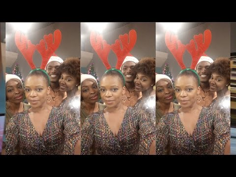 Lamide set the pace as The Kingsmen deliver a beautiful Christmas Medley with Singer Becca