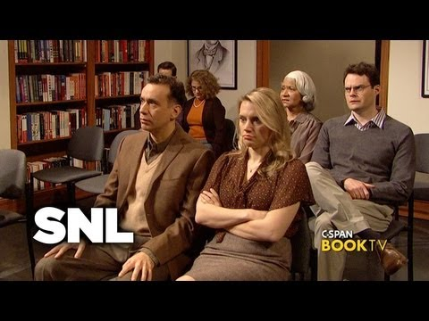 C-SPAN Booknotes: All In - SNL