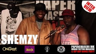 SHEMZY - AT THE HIP HOP HOUSE PARTY