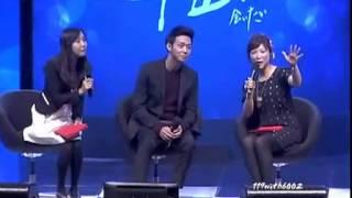 ユチョン「会いたい」ドラマファンミーティング