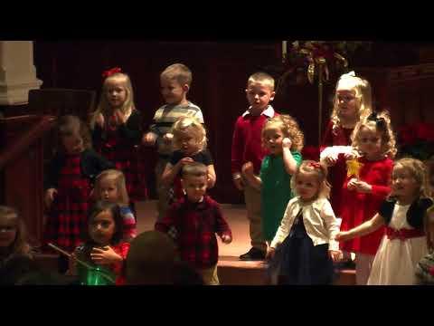 Precious Moments Christmas Program 2017