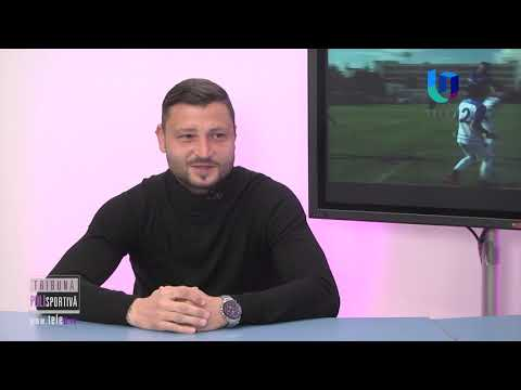 """TeleU: Cristian Scutaru la """"Tribuna polisportivă"""""""