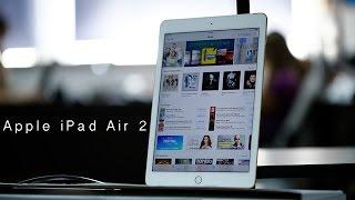 Обзор Apple iPad Air 2 - планшет с процессором 1,4 ГГц и ОЗУ 2 ГБ от Keddr.com(Купить планшет можно тут - http://www.notus.com.ua/Apple-iPad-Air-2-Wi-Fi-LTE-128Gb-Gold?from=keddr&?utm_source=keddr&utm_medium=knopka Все ..., 2014-10-31T05:49:13.000Z)